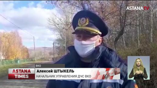Две сестры-школьницы погибли в Восточном Казахстане