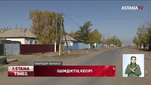 Павлодар облысында ағасы інісін өлтірді деген күдікпен қамалды