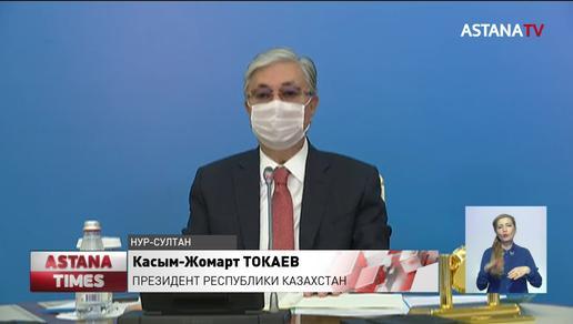 Токаев поручил увеличить число женщин-руководителей в Казахстане