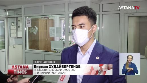 Жасотановцы проверили общежития на соблюдение карантина в СКО