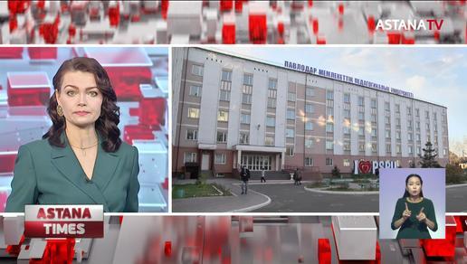 Павлодарда «Jas Otan»-дықтар жоғары және орта оқу орындарының жатақханаларына мониторинг жүргізді