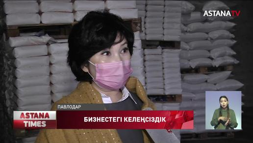 Павлодарда кәсіпкер салық органдарынан қысым көргенін айтып шағымданды