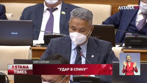 """""""Удар в спину"""": депутаты требуют вернуть медикам """"ковидные"""" выплаты"""