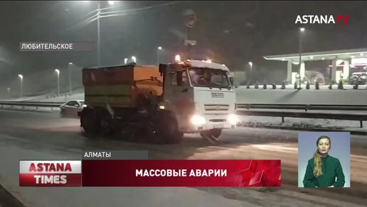 Женщину на электросамокате насмерть сбил грузовик в Алматы