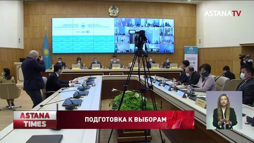 Казахстанцы смогут получить до трех открепительных удостоверений на выборах, - ЦИК
