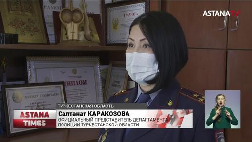 Школьник лишился руки на производстве в Туркестанской области