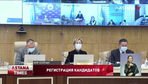 """Центризбирком зарегистрировал кандидатов на выборы в Мажилис от партий """"Adal"""" и """"Ак Жол"""""""