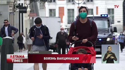 Россия побила антирекорд по коронавирусу: в стране началась массовая вакцинация