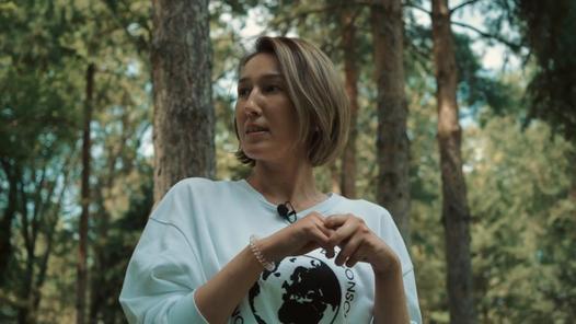 Год волонтеров. Жанна Базарова (08.12.2020)