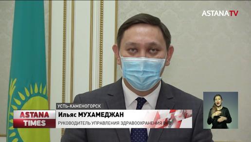 Пятая часть заражённых коронавирусом в Казахстане - медики