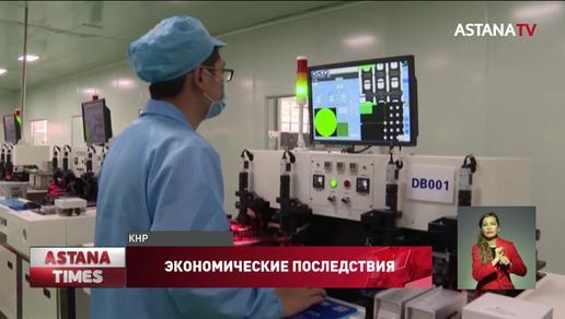 ВВП Китая из-за коронавируса сократился почти на 7%