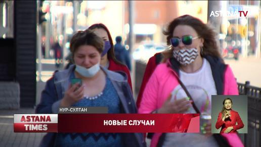 Число зараженных коронавирусом казахстанцев достигло 1498 человек
