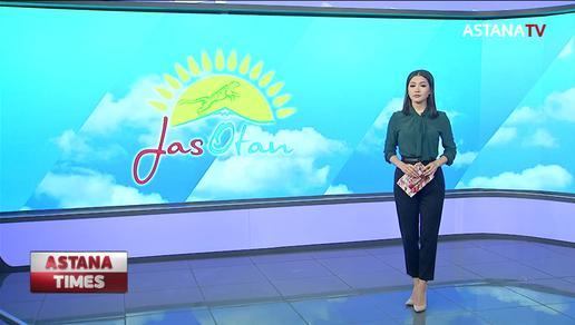 """""""Jas Otan"""" еріктілері тағы 10 000 отбасыны азық-түлікпен қамтиды"""