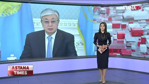 Президент Қасым-Жомарт Тоқаев коронавирусқа қатысты тағы да үндеу жолдайды