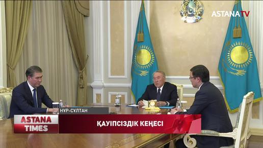 Экономиканы қалпына келтіру бағдарламасын бастау қажет, - Н. Назарбаев