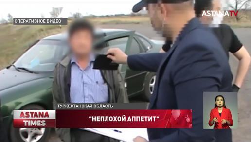 Казахстанского командира подозревают в получении взятки в 1 млн. тенге