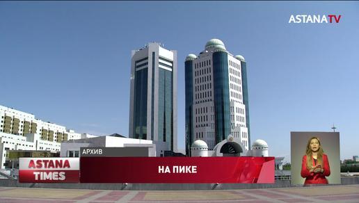 Установлен новый антирекорд по числу заражённых коронавирусом в Казахстане