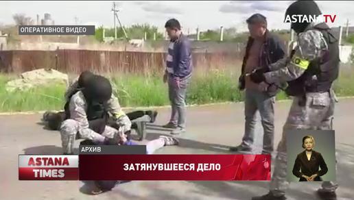 В Уральске нашли преступников, жестоко убивших двух пенсионеров