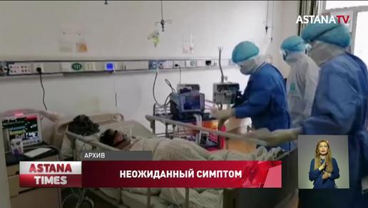 Больные коронавирусом нападают на врачей в Казахстане