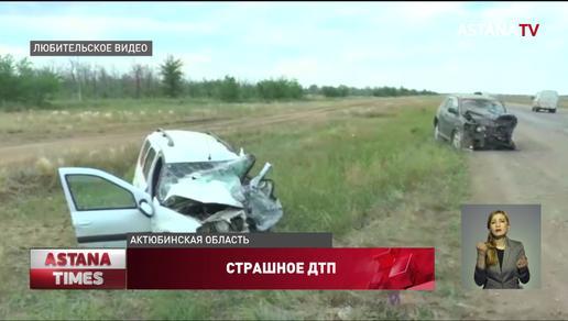 Погибли шесть человек: виновник смертельной аварии был лишен водительских прав