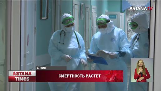 7 смертей за сутки - ситуация с коронавирусом в Казахстане ухудшилась