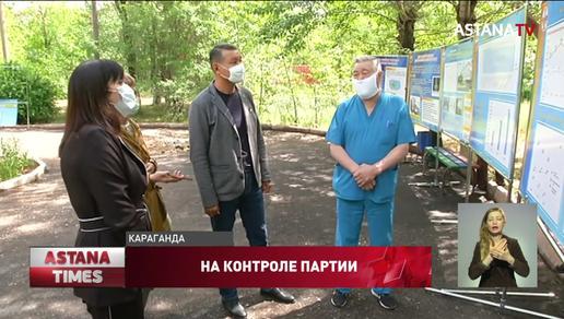 В Караганде не нашлось строителей для возведения онкологического блока