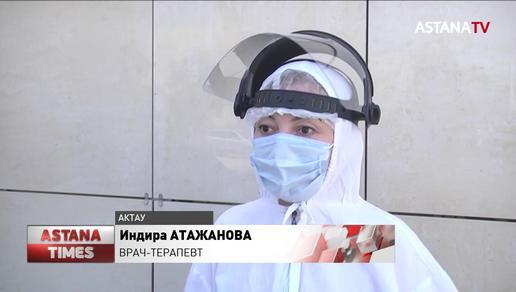 Врач из Актау просит население «скинуться» на ИВЛ