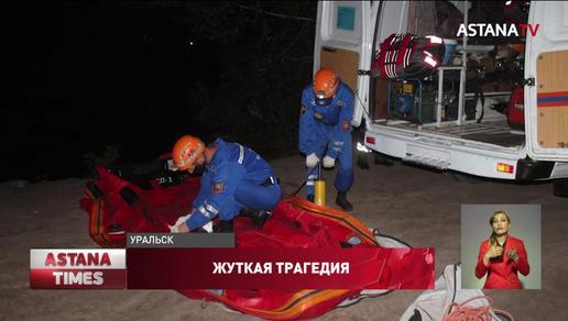 Женщине отрезало голову винтом моторной лодки в Уральске