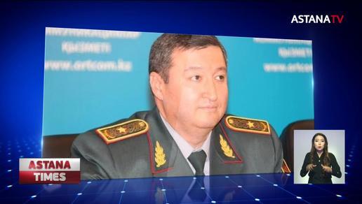 Қорғаныс министрінің бірінші орынбасары Мүслім Алтынбаев қызметінен босады