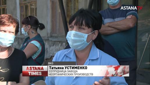 Почти 30 млн. тенге задолжали рабочим завода в ВКО