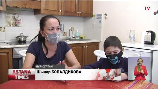 В столице работает пансионат для детей с онкологией