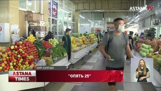 Казахстанцы жалуются на дорогие продукты