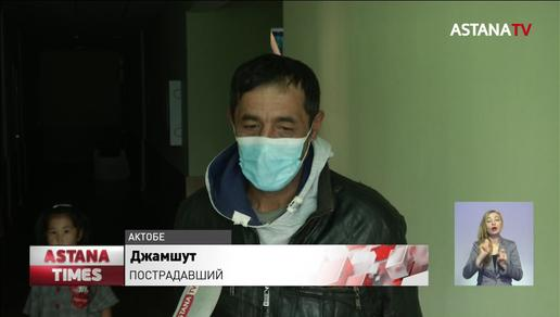 Иностранца держали в трудовом рабстве в Актюбинской области