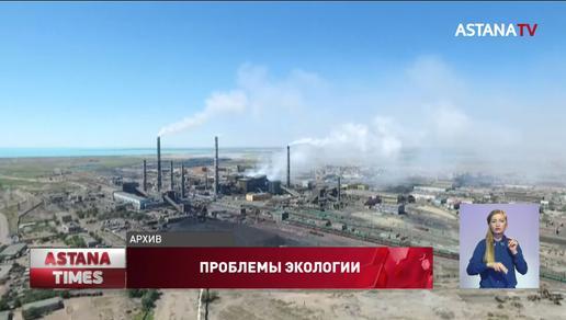 Земли стали непригодными после падения космических ракет в Карагандинской области