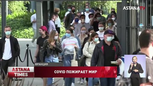 26 млн человек обратились за пособиями из-за коронавируса в США