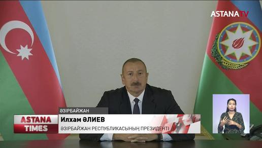Әзірбайжан мен Армения Таулы Қарабақта тағы қақтығысты