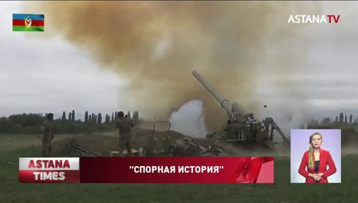 """""""Гибнут дети"""", - ожесточенные бои продолжаются в Нагорном Карабахе"""