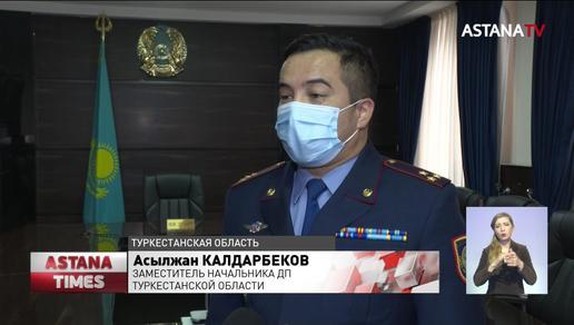 На джипах перевозили крупную партию марихуаны в Туркестанской области