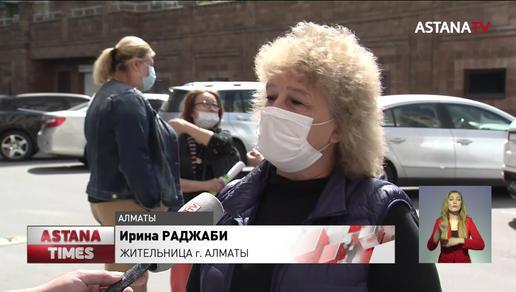 Алматинцы опасаются обрушения многоэтажки из-за бассейна на первом этаже