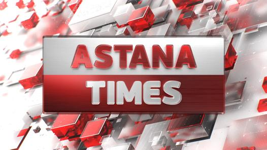 ASTANA TIMES (15.01.2021)