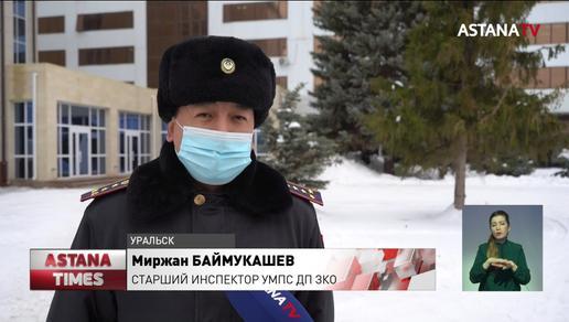 Водители в наркотическом опьянении перевозили пассажиров в Уральске