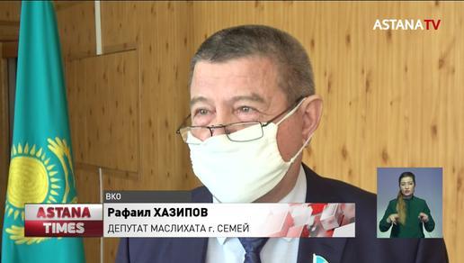 По 85 тысяч тенге заплатили депутаты маслихата Семея за фото без масок