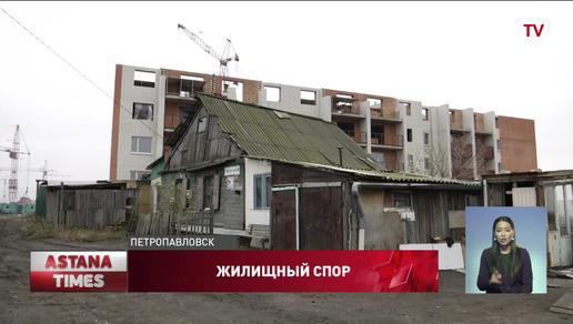 Многодетную семью чиновники выселяют на улицу в Петропавловске