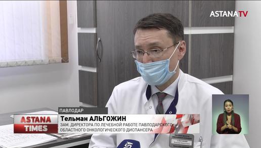 Онкобольной павлодарец пожаловался на отказ в лечении