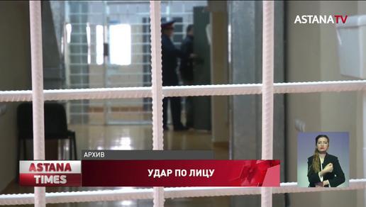 Тренер по боксу разбил лицо школьнику в Алматинской области