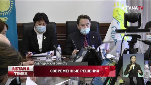 """Проект """"Современные школы"""" реализуют в Павлодаре"""