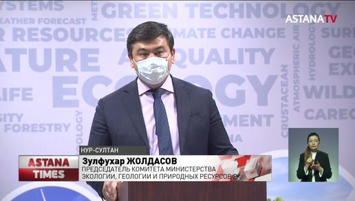 «АрселорМиттал Темиртау» могут закрыть за вредные выбросы