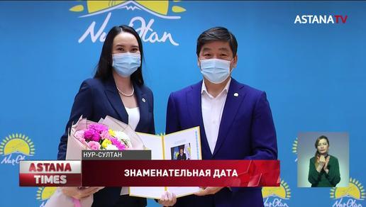 В партию «Nur Otan» за несколько дней вступило свыше тысячи человек