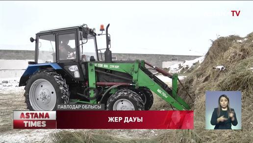 Павлодарлық фермер әкімдіктен жер ала алмай жүр