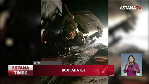 ШҚО Үржар ауданының дәрігерлері жол апатынан қайтыс болды